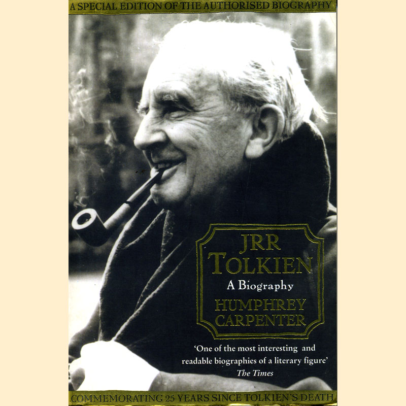 a biography of the author jrr tolkien J r r tolkien biography j r r tolkien (the pen name of john ronald reuel tolkien), was a unique, devout, and deeply learned man and he also just happened to be the most influential fantasy author of the twentieth century.